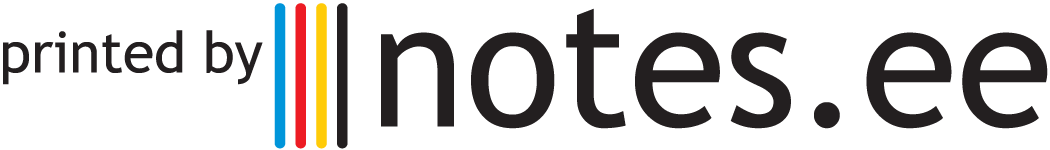 Notes Print Logo
